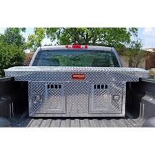 Truck Bed Dog Kennel Amazon Com Owens 55072 Dog Box Automotive