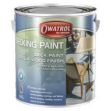 owatrol decking paint blue 2 5l