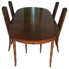 furniture splendid henredon furniture dining room set of four