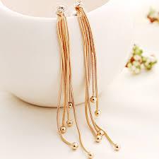 design of earing aliexpress buy 2015 fashion tassel drop earrings new