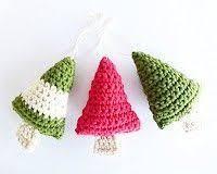 cal 2014 countdown calendar crochet ornaments crochet ornament