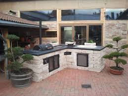 Outside Kitchen Ideas 40 Outdoor Kitchen Ideas U0026 Designs 2017 2018 U2014 Decorationy