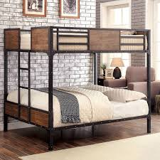 Bunk Bed Brands Cmbk029 In By Furniture Of America In Az Clapton Bunk Bed