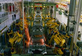 bmw factory robots the motoring world mercedes benz pay their workers the most