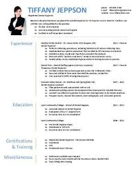 dental hygiene resume template get this and other cool resume templates that you can
