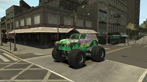 monster trucks youtube grave digger gta iv grave digger monster truck mod hd youtube