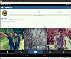 cara membuat akun instagram secara online cara membuat akun instagram upload foto melalui pc gupitan