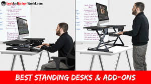 Best Sit To Stand Desk by Best Standing Desk Add On Decorative Desk Decoration