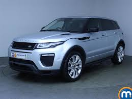 lamb land rover used land rover range rover evoque silver for sale motors co uk