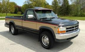 dodge dakota 1991 dodge dakota 4x4 5 2 magnum v 8 only 89k rust free clean no