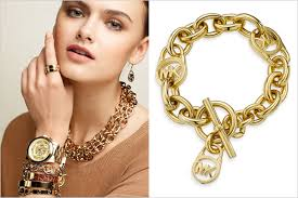bracelet kors images Buy michael kors bracelet chain gt off79 discounted jpg