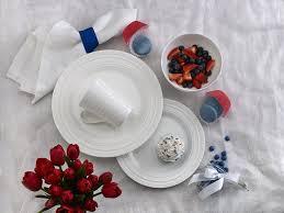amazon com mikasa ciara 16 piece bone china dinnerware set
