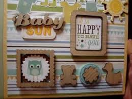 baby boy scrapbook album baby boy mini album for liz scrapbooking mini album