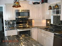 Discount Kitchen Backsplash Inexpensive Kitchen Backsplash Ideas White Wooden Double Front