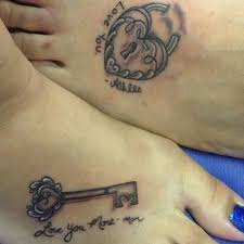 21 best unique mother daughter puzzle tattoos images on pinterest