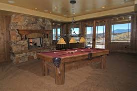 Rustic Pool Table Lights by What You Need To Know About Pool Table Lighting Decor Crave