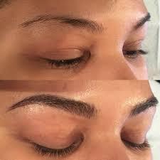 Hair Stroke Eyebrow Tattoo Nyc Studio Sashiko 17 Reviews Tattoo 20538 Fraser Highway
