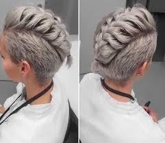 best 25 long mohawk ideas on pinterest long hair mohawk long