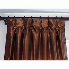 Premium Curtains Premium Faux Silk Drapery Panels Custom Curtains Gold Signature