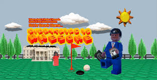 everything is awesome for barack obama the wilderness viral