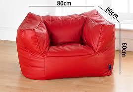 bean bag gaming chair and free footstool u2013 uk linens direct