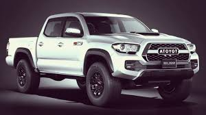 redesign toyota tacoma 2018 toyota tacoma colors release date redesign price best