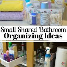 Small Bathroom Organizing Ideas Small Bathroom Organizing Ideas Organize A Small Shared Bathroom