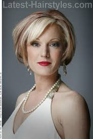 hairstyles for women over 50 which can add a freshness to you