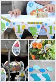 baby boy birthday themes birthday party barone