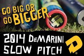 2014 demarini juggernaut 2014 demarini pitch softball bats