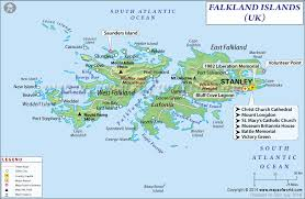 map of the islands falkland islands map map of falkland islands