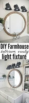 Best  Industrial Bathroom Lighting Ideas On Pinterest - Pinterest bathroom lighting