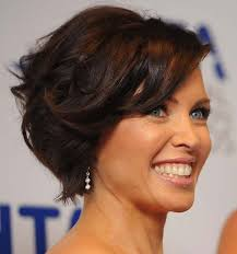 ultra short bob hair absolutely chic curled out bob hairstyles inspired by celebrities