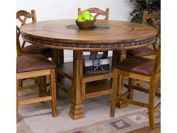 adjustable height round table sunny designs sedona 1225ro adjustable height round table w lazy
