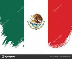 mexican flag banner template u2014 stock vector igor vkv 137862586