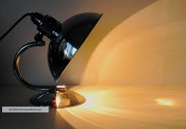 desk lamp wallpaper