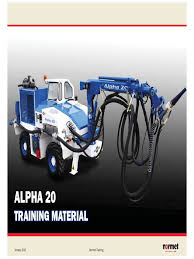 alpha 20 training material small file transmission mechanics