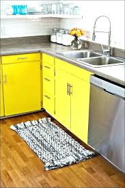 Yellow Kitchen Rug Runner Yellow Kitchen Rug Setbi Club