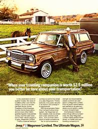 1960 jeep wagoneer 4wd madness 10 classic jeep ads the daily drive consumer