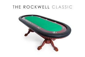 10 player round poker table the rockwell high end furniture poker table with dining top