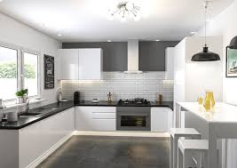 high gloss white kitchen cabinets high gloss kitchen doors made to measure from 2 99