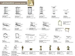 names of furniture names of pieces of furniture marvelous dining room furniture names
