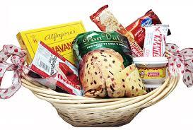 Food Gift Baskets Christmas Gift Baskets Buy Online Cesta De Navidad