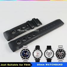 man wrist bracelet images 20mm t044430a prs516 watch strap durable soft genuine leather t044 jpg