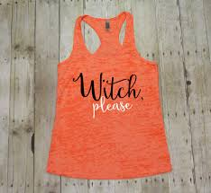 Toddler Halloween Shirt by Witch Please Funny Halloween Tank Halloween Shirt Witch