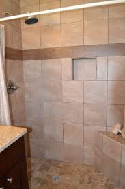 master shower with all new tile to the ceiling vision pointe homes