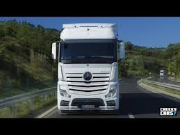mercedes actros trucks mercedes actros 2016 truck test drive and interior