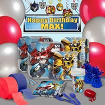 transformer party favors transformers party supplies shindigz