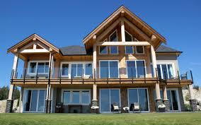 log a frame homes house plans