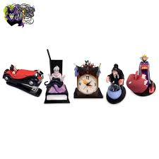 Batman Desk Accessories Disney Parks Catalogvillains 5 Desk Accessories Set Resin